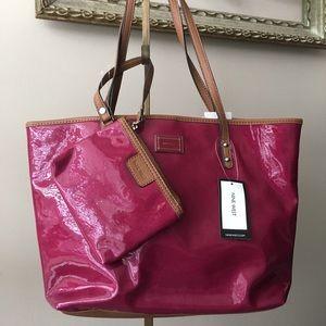 Hot Pink Glam Travel Bag Combo